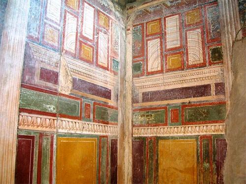 Arte Classica Pompei Primo Stile