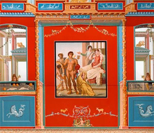 Arte Classica Pompei Quarto Stile