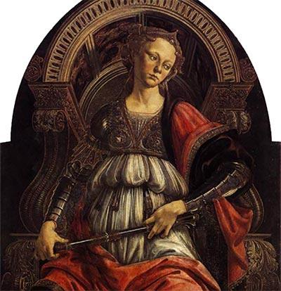 Botticelli Opere Puzzle