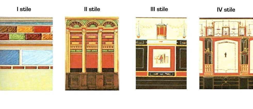 Stili Arte Classica Pompei Puzzle