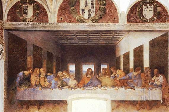 Ultima Cena Puzzle Leonardo