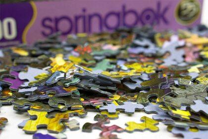 I puzzle Springbok e l'arte