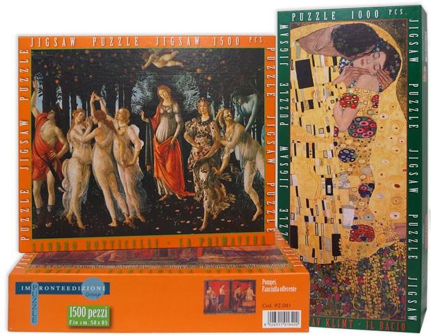 Selezione Puzzle Arte