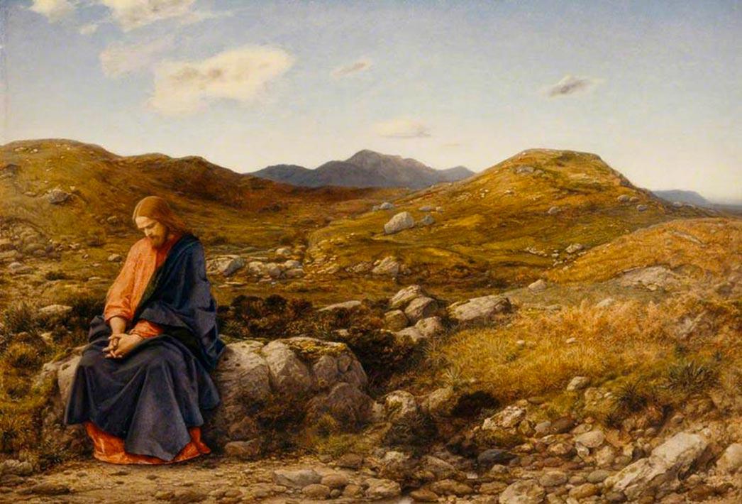 Man Of Sorrows William Dyce Opera
