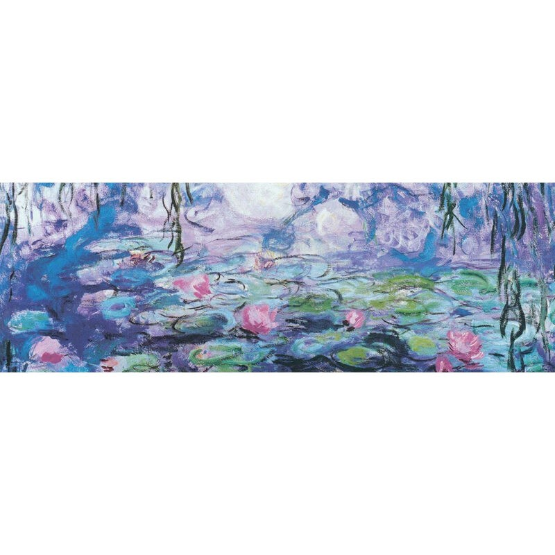 Monet Puzzle Water Lilies