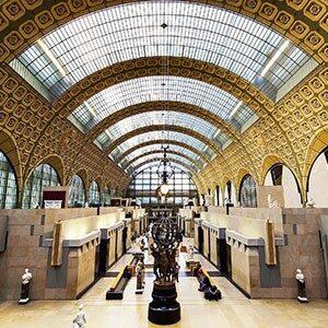 Musée D Orsay Parigi