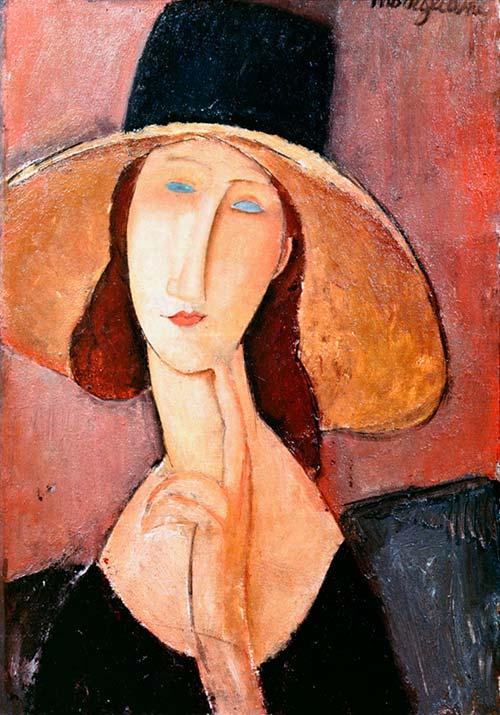 Ritratto Jeanne Hébuterne