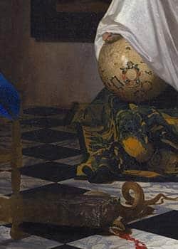 Vermeer Allegoria Della Fede
