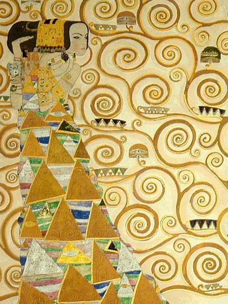 Abbraccio Di Klimt Attesa