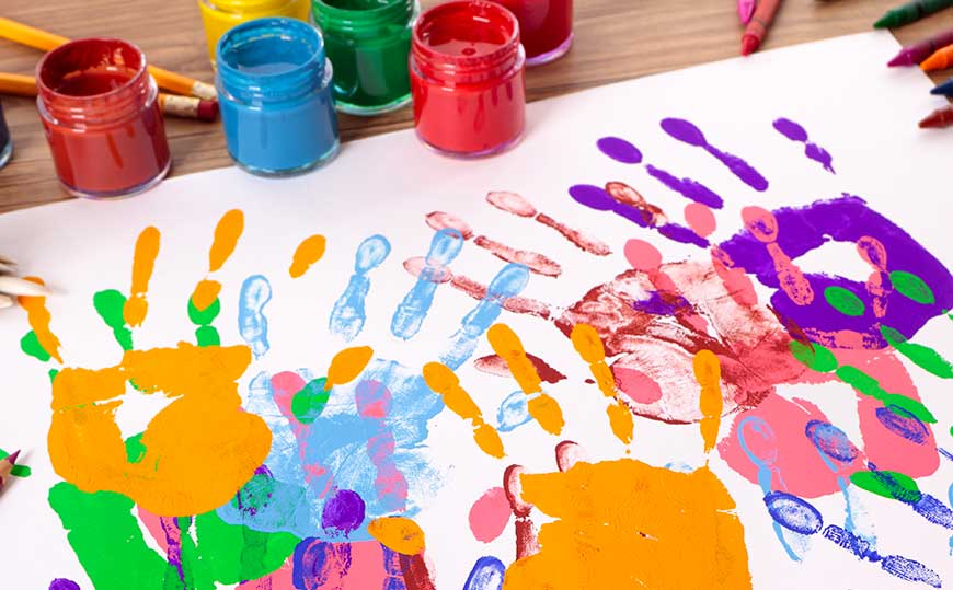 L'arte a scuola attraverso i colori e le emozioni