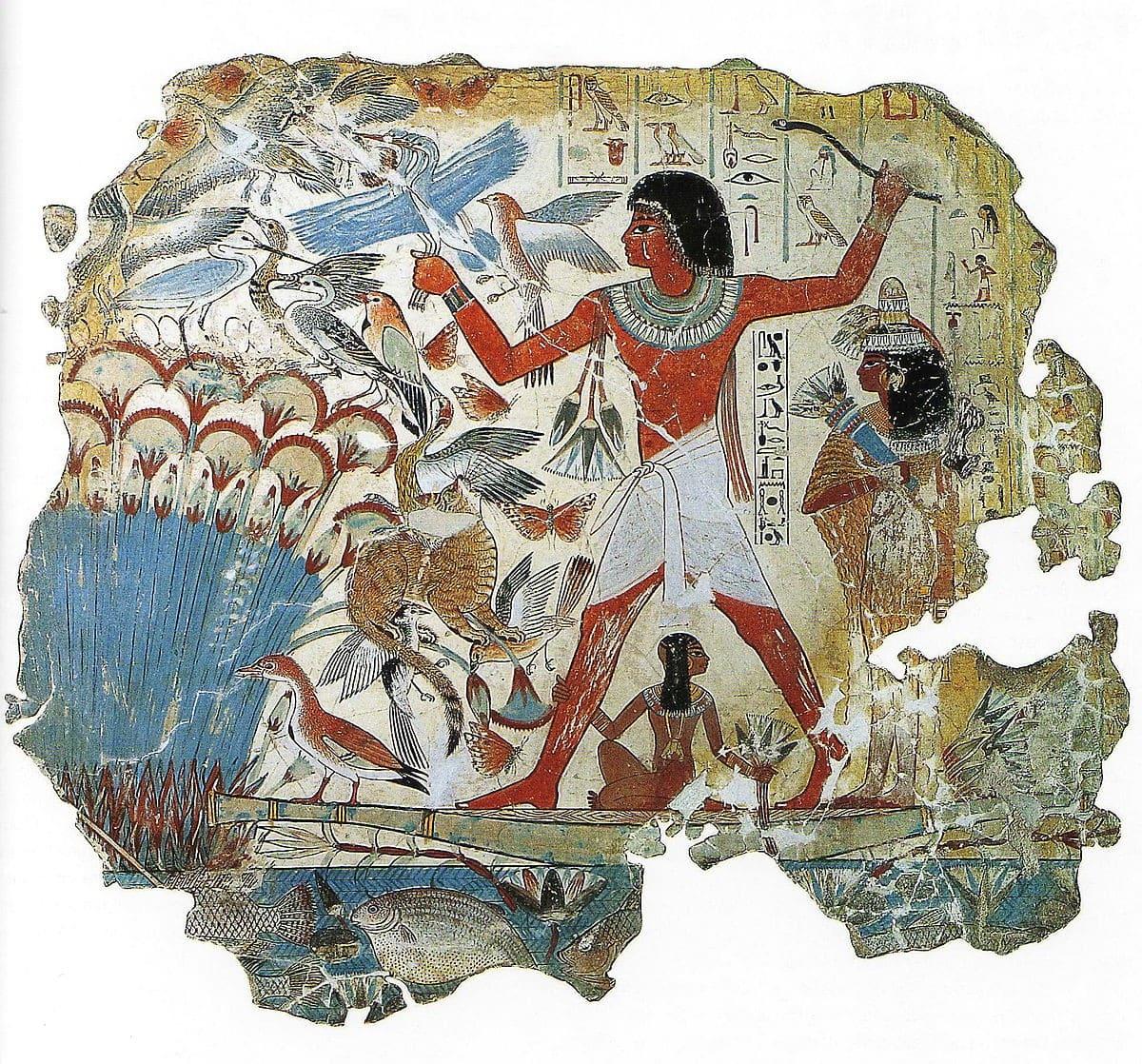 British Museum Nebamun