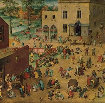 Bruegel Il Vecchio Giochi Di Bambini
