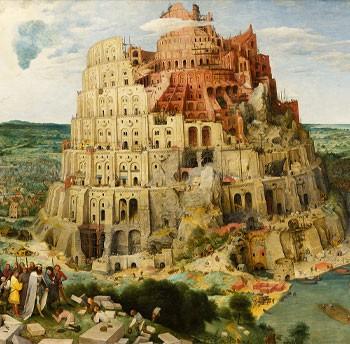 Bruegel Il Vecchio Torre Di Babele