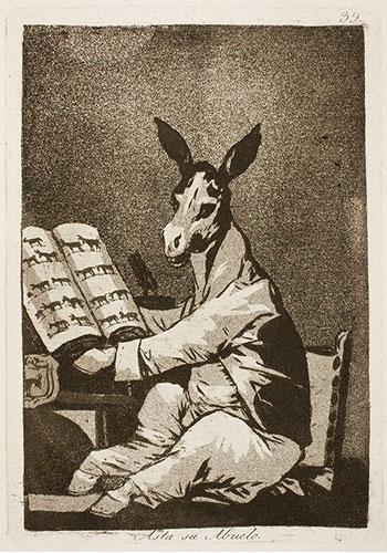 Caprichos Goya