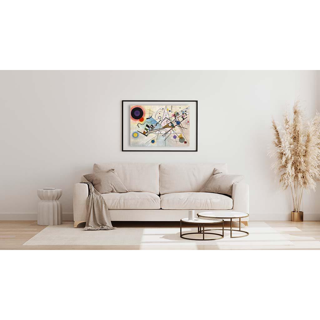 Composizione Viii Kandinsky Puzzle 1000 Pezzi Quadro Dtoys