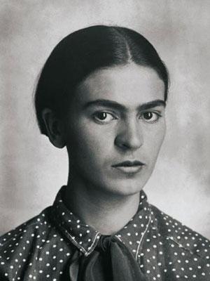 Donna Nell'arte Frida