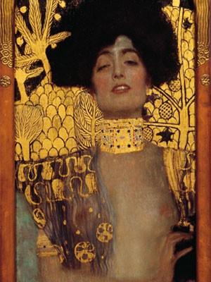 Donna Nell'arte Klimt Giuditta