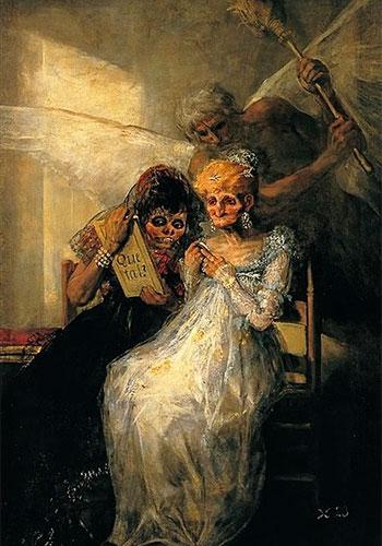El Tiempo Francisco De Goya