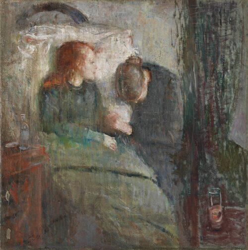 Fanciulla Malata Munch