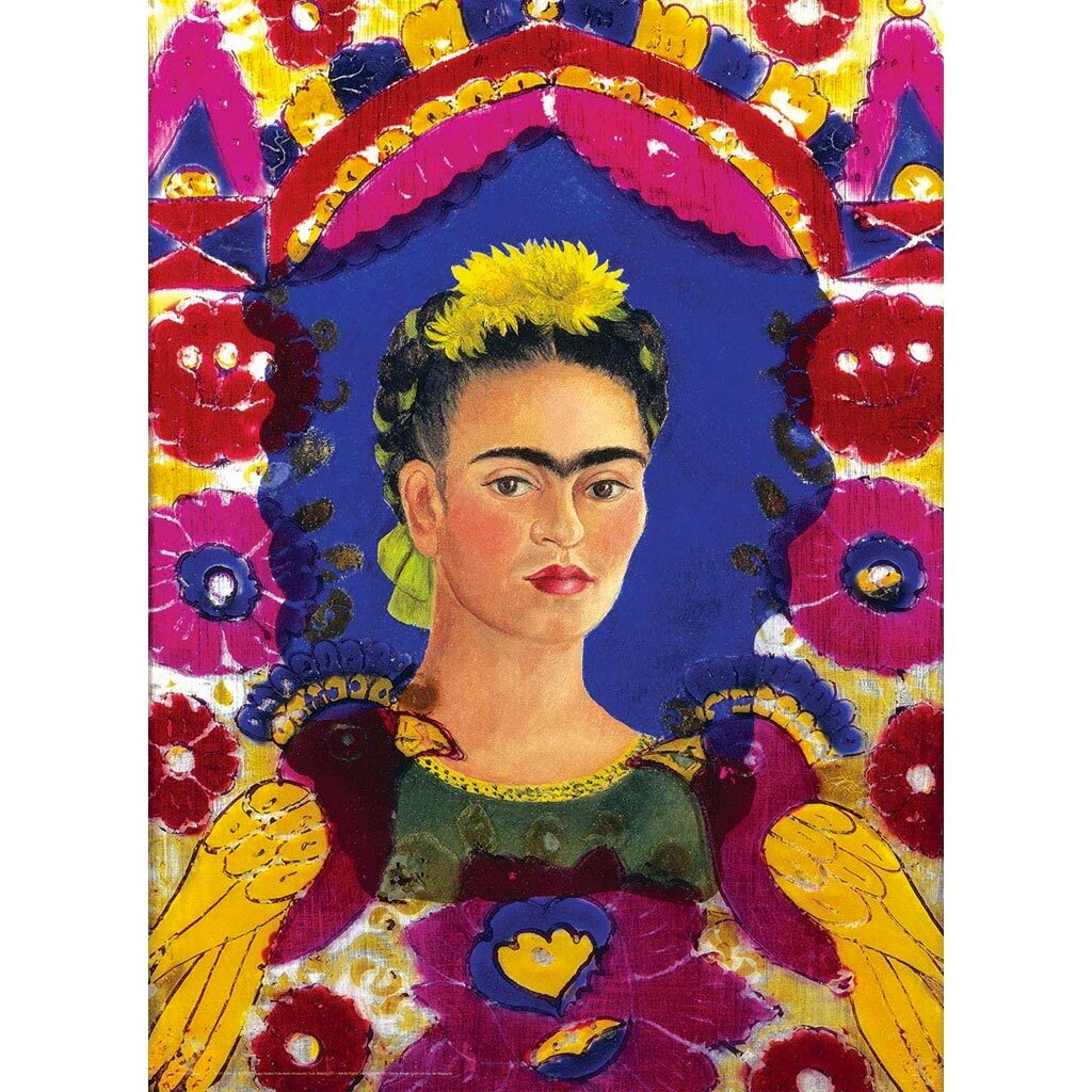 Frida Autoritratto