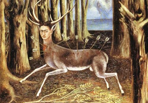Frida Puzzle Il Cervo Ferito