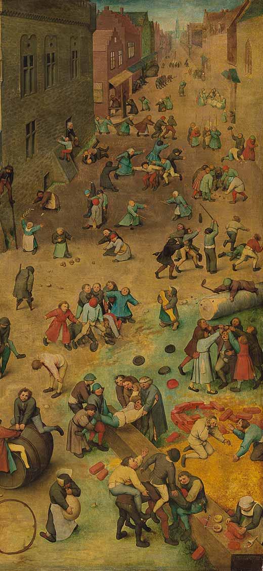 Giochi Bambini Puzzle Brueghel
