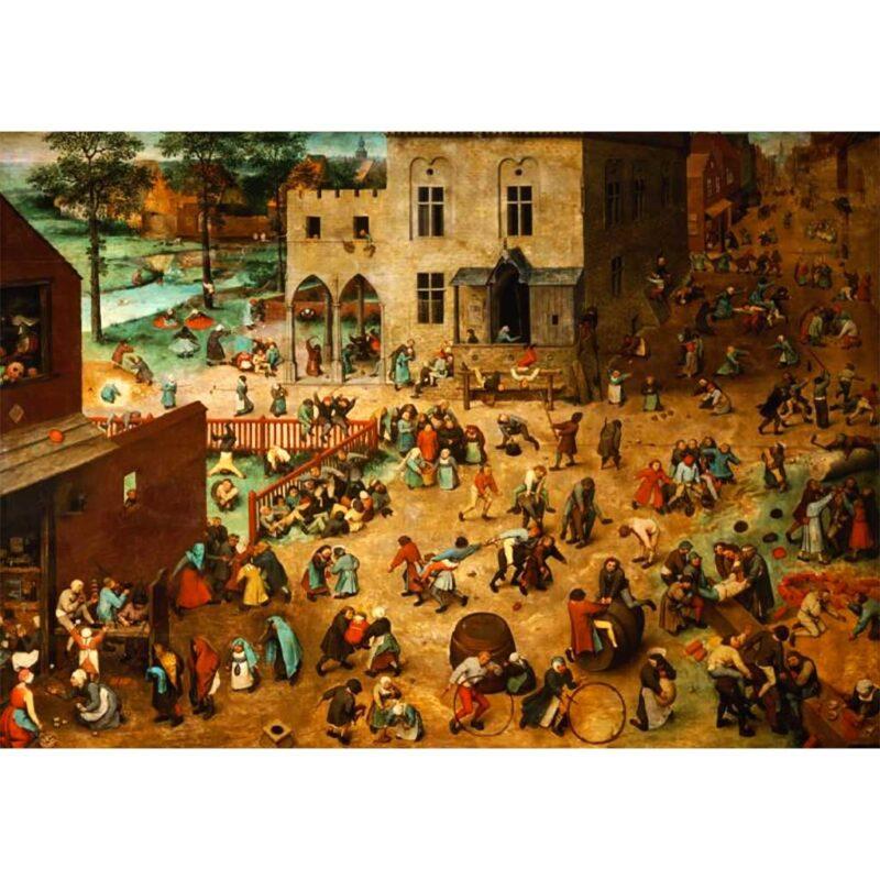 Giochi Per Bambini 1000 Pezzi Brueghel Il Vecchio