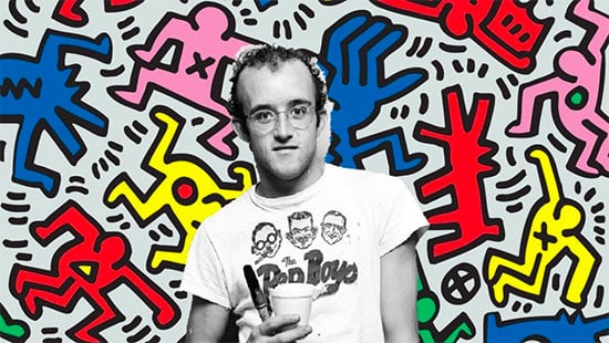 Haring Collage