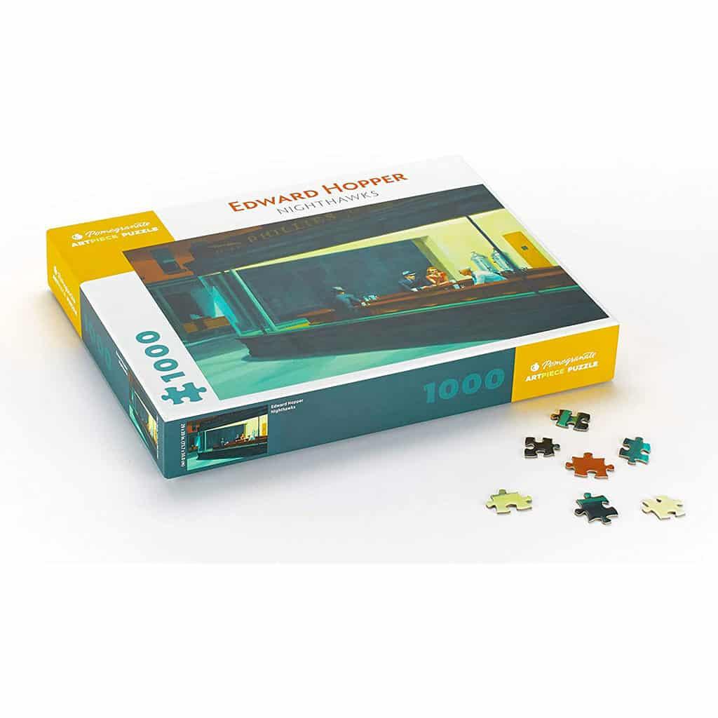 Hooper Nighthawks Puzzle 1000 Pezzi Scatola