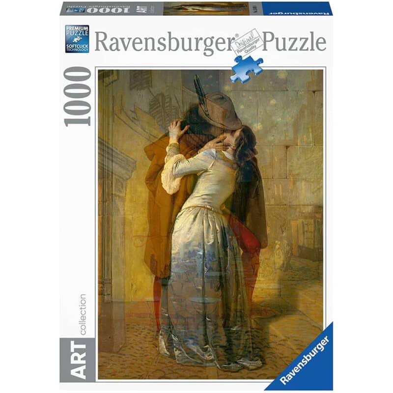 Il Bacio Di Hayez Puzzle