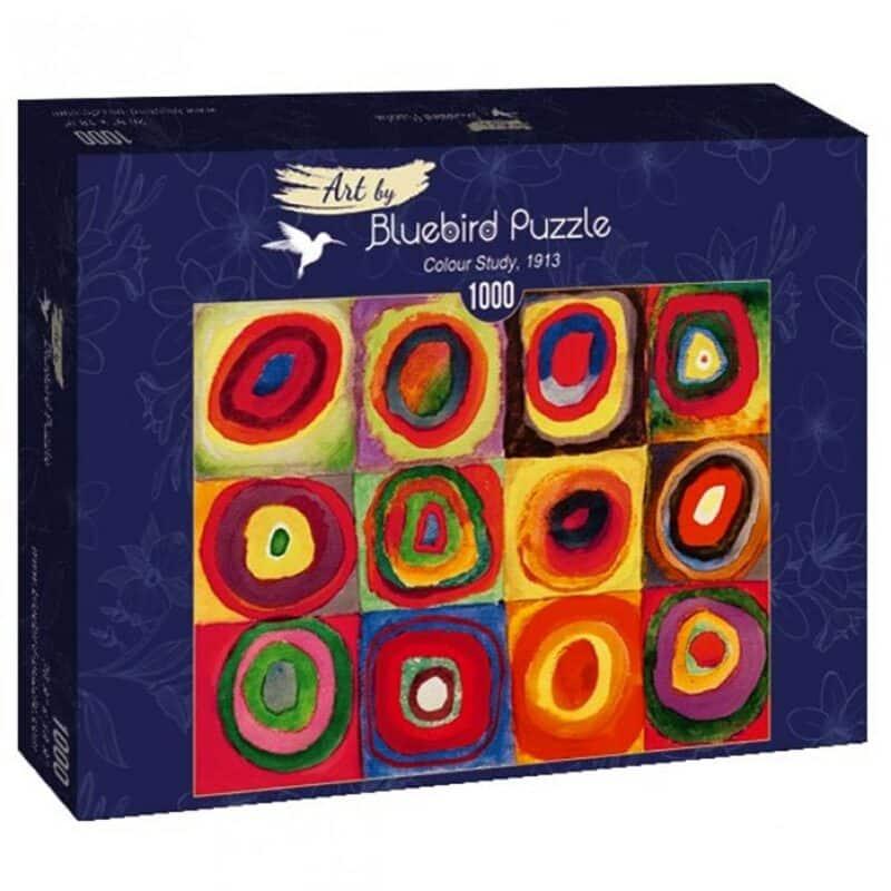 Kandinsky Studio Sul Colore Puzzle 1000 Pezzi