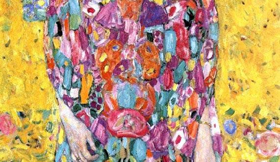 Klimt Ritratto Eugenia Primaveresi