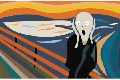 L'urlo di Munch: scoperta una scritta segreta dietro al dipinto
