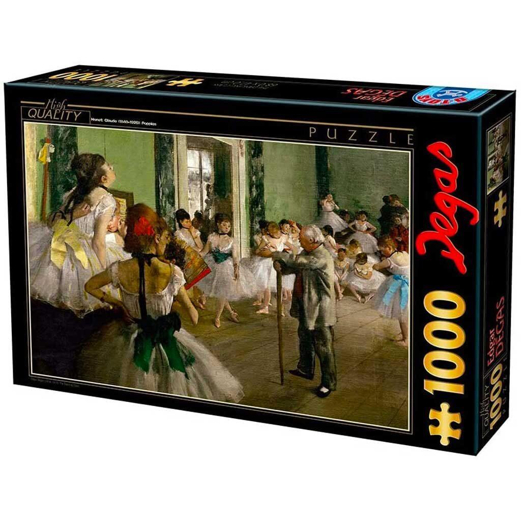 La Classe Di Danza Degas Puzzle 1000 Pezzi