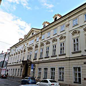 Mucha Museum Praga