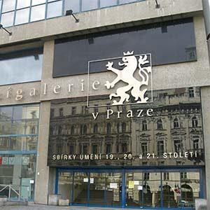 Narodni Galerie Di Praga
