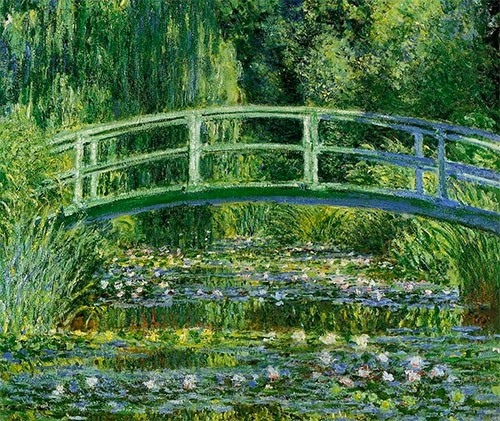 Ninfee Giverny Monet