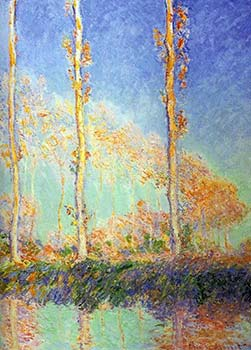 Pioppi Monet