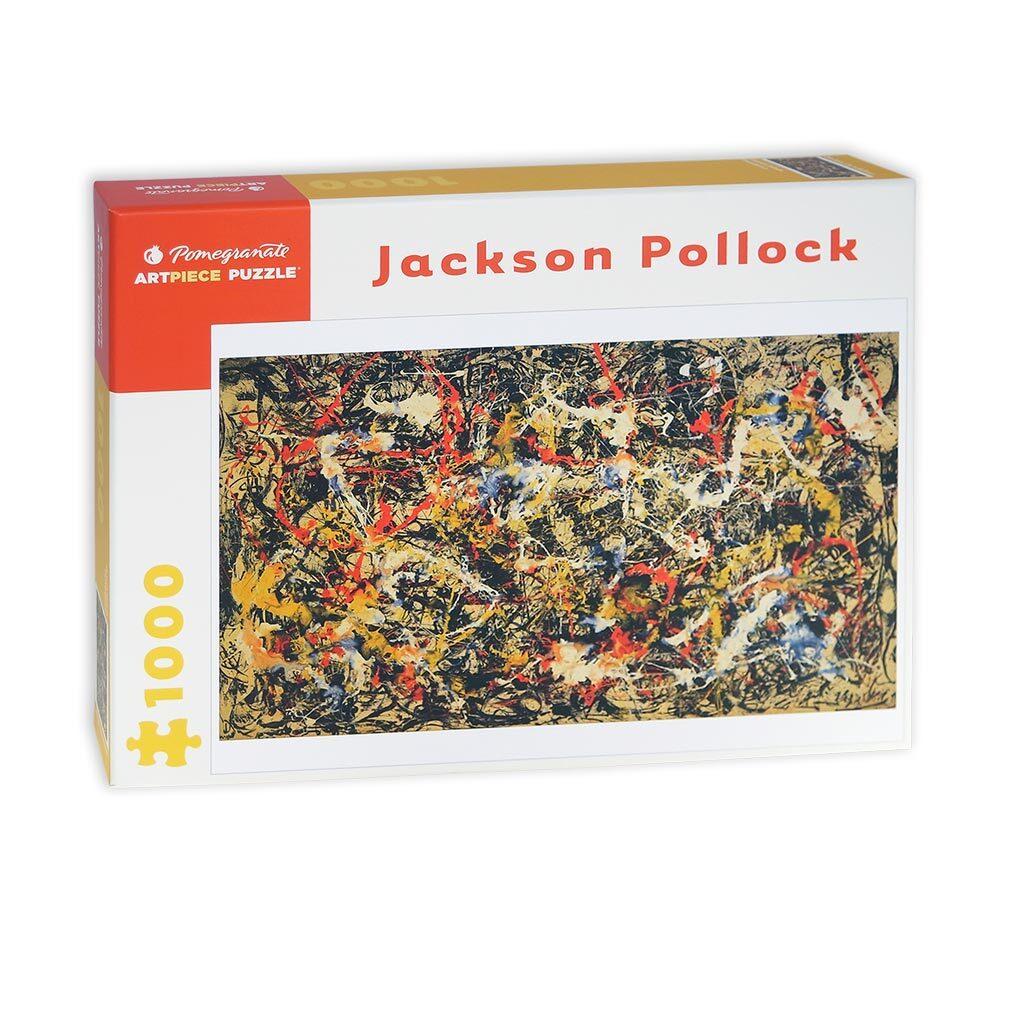 Pollock Convergence Puzzle 1000 Pezzi