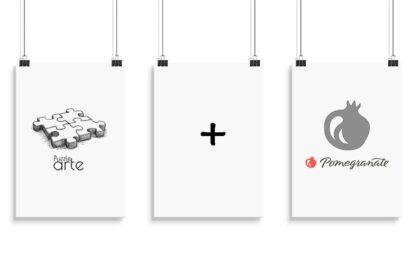 Pomegranate puzzle e Puzzle Arte: l'inizio di una nuova collaborazione