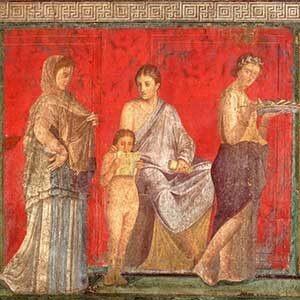 Puzzle Affreschi Pompei