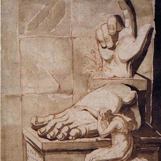 Puzzle Affreschi Pompei Frammento Romano