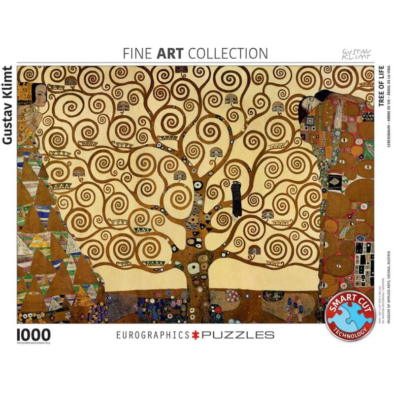 Puzzle Albero Della Vita Klimt