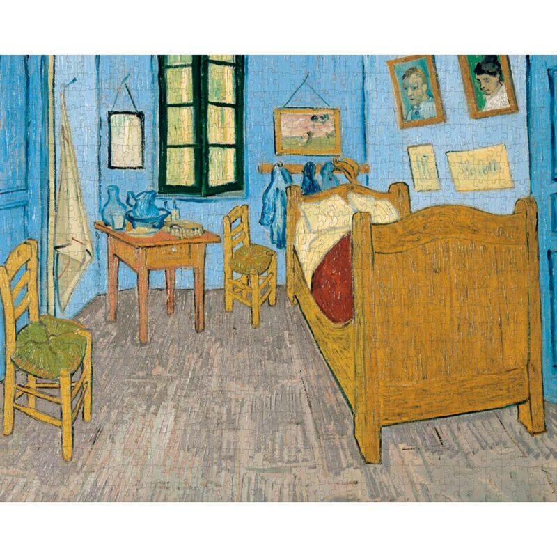 Puzzle Arte La Camera Di Van Gogh
