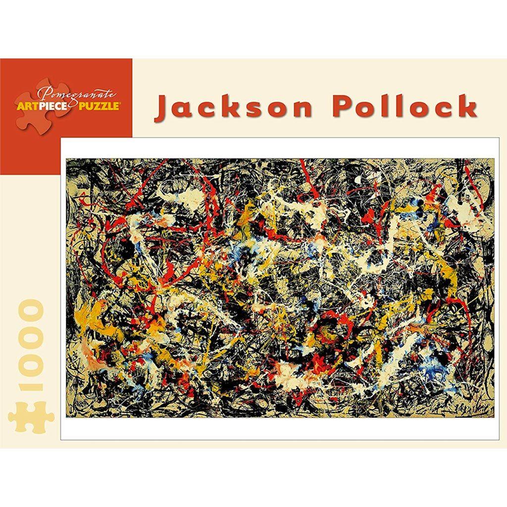 Puzzle Arte Pollock Convergence