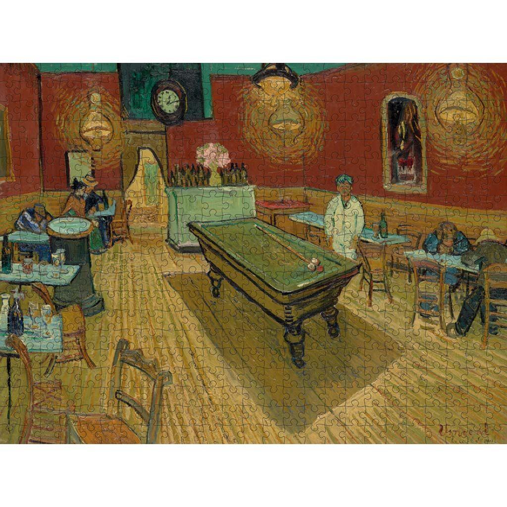 Puzzle Arte Van Gogh Il Caffè Di Notte