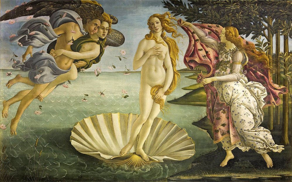 Puzzle Botticelli Venere