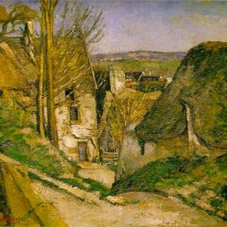 Puzzle Cezanne La Casa Dell'impiccato A Auvers Sur Oise