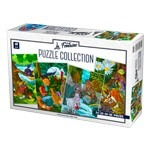 Puzzle Collection Per Bambini La Fontaine