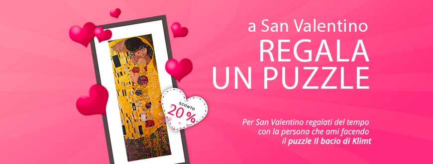 Puzzle D Amore San Valentino